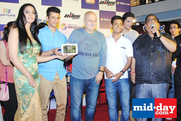 Satish Kaushik Entertainment Moive Game Nilee Games